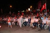 KASIDE - Akhisar'daki Demokrasi Nöbeti 12'Nci Gününde