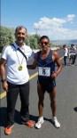 MILLI ATLET - Ayvalıklı Genç Atlet Şenoduncu Bir Türkiye Rekoru Daha Kırdı