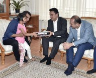 GENELKURMAY KARARGAHI - Babacan Ve Akgül Şehit Ailelerini Ziyaret Etti