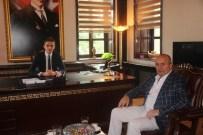 Başkan Arslan'dan Kaymakam Çakır'a Ziyaret