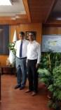 SAHTE BAL - Başkan Özdemir'den İl Müdürü Aktaş'a Ziyaret