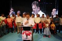 CEMAL HÜSNÜ KANSIZ - Çekmeköy'de Dualar Şehitler İçin Semaya Yükseldi