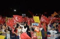 ELEKTRİK DAĞITIMI - Diyarbakır'da Demokrasi Nöbeti Devam Ediyor