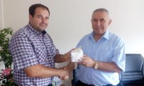TRAFİK TESCİL - Emekli Olan Polise Emniyet Müdürü'nden Hediyeli Uğurlama