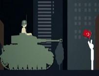 ANİMASYON FİLMİ - Halkın dik duruşunu anlatan animasyon beğeni topladı