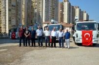 HAŞIM İŞCAN - Hatalı Park Eden Araçlara Bursa'da Geçit Yok