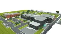 MUTTALIP - İl Afet Ve Acil Durum Müdürlüğü'ne Yeni Hizmet Binası