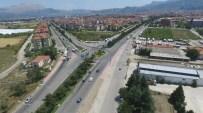 Isparta'ya, Köprülü Kavşak Ve Üst Geçitler Yapılıyor