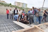 Kadışehri Kültür Merkezi Ve Düğün Salonu Temeli Atıldı