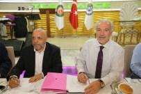 AHMET ÖZEN - Kütahya Belediyesi'nde Toplu İş Sözleşmesi Sevinci