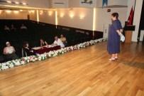 AYŞEN GRUDA - Odunpazarı Belediye Tiyatrosu Seçmeleri Başladı