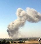ZİYA GÖKALP - Suriye'deki Patlama Nusaybin'i Etkiledi Açıklaması 2 Yaralı