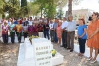 BADEMLER KÖYÜ - Türkmenoğlu, Mezarı Başında Anıldı