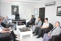 NUSRET DIRIM - Vali Nusret Dirim Amasra'da İncelemede Bulundu