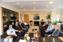 KEMAL ŞAHIN - Vali Özdemir'den Emniyet Müdürlüğü'ne Ziyaret