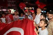 CEMAL HÜSNÜ KANSIZ - 15 Temmuz'dan  Sonra Çekmeköy'de Milli Direniş