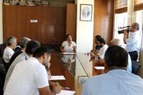 YÜKSEL MUTLU - Akdeniz'de Hedef, Tüm Beldelerde Futbol Okulu Açmak