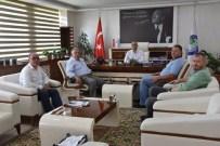 FARUK AYDıN - Başkan Kayda, Turgutlu TSO'yu Ağırladı