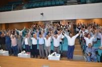 AHMET ÖZEN - Bozüyük Kent Konseyi'nin Yeni Başkanı Osman Tekeli Oldu