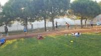 Burhaniye'de Atletizm Kursu