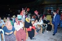 SÜLEYMAN ŞIMŞEK - Darende'de Halk Meydanları Boş Bırakmıyor