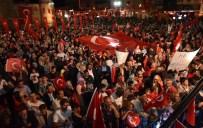AKKUYU NÜKLEER SANTRALİ - Demokrasi Ve Milli İrade İçin Erzurum'da Nöbete Devam