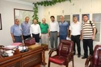Derbent Heyetinden Büyükşehir'e Hayırlı Olsun Ziyaretleri