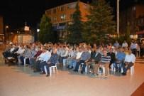 HULUSI ŞAHIN - Dilovası'nda Demokrasi Nöbeti Devam Ediyor