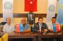 FAHRİ DOKTORA - Dünya Kırım Tatar Kongresi Eskişehir'de Yapılacak