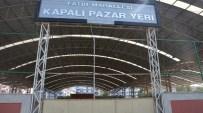 AYDIN BELEDİYESİ - Efeler'de Fatih Kapalı Pazaryeri'nin Yeniden Açılması İçin Çalışmalar Başladı