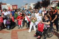 BİZ DE VARIZ - Engelli Bireyler Edirne'de Buluştu