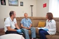 ÜCRETSİZ İLAÇ - Kepez'de Evde Sağlık Hizmetleri Devam Ediyor