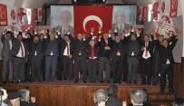 MHP Milas İlçe Teşkilatı Görevden Alındı