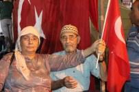 AHMET KARA - Mut'ta Demokrasi Ve Şehitleri Anma Mitingi