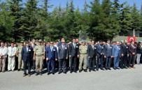 MEHMET EMİN TAŞÇI - Şehit Polislere Hazin Tören