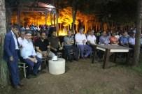 ALI ARıKAN - Silopi'de Demokrasi Şehitleri İçin Mevlit Verildi