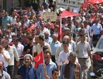 ALAY KOMUTANLIĞI - Şırnak'ta Jirki aşireti darbeye karşı sokağa indi