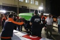 HÜSEYIN KAŞKAŞ - Trafik Kazasında Vefat Eden İki AFAD Görevlisi İçin Tören Düzenlendi