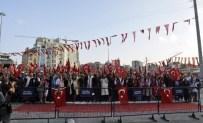 İSTANBUL AYDIN ÜNİVERSİTESİ - Akademisyenlerden Taksim Meydanı'nda Milli İradeye Saygı Ve Demokrasi Yürüyüşü