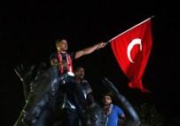 ŞEHMUS GÜNAYDıN - Antalya'da Demokrasi Nöbeti Devam Ediyor