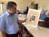 NECDET AKSOY - Başkan Aksoy, SAKEM Çalışmalarını İnceledi