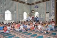 ULU CAMİİ - Başkan Bakıcı Kur'an Kurslarını Ziyaret Etti