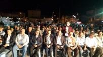 MUHAMMET ESAT EYVAZ - Bekiroğlu, Alaca'da Milli İrade Nöbetine Katıldı