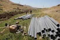 HÜSEYİN OLAN - Bitlis'te 40 Yıllık Kaynaklar Ve İsale Hattı Yenileniyor
