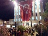 CANER YıLDıZ - Çarşamba Demokrasi Nöbetinde