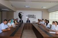 HALIL MEMIŞ - Çözüm Merkezi Personeli İletişim Toplantısında Buluştu