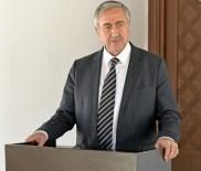 BEYIN FıRTıNASı - Cumhurbaşkanı Akıncı Görüşmeyi Yorumladı