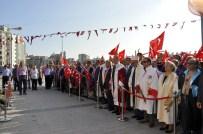 İSTANBUL AYDIN ÜNİVERSİTESİ - Darbe Karşıtı Akademisyenler Taksim Meydanındaydı