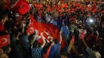 MEMİŞ İNAN - Doğanşehirliler 'Demokrasi Nöbeti'ne Devam Ediyor