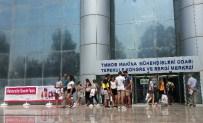 GELECEĞİN MESLEKLERİ - Düzce Üniversitesi  İzmir Tercih Fuarında Öğrencilerle Buluştu